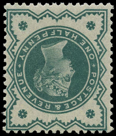 GB 1900  SG213wi Mint - Wmk. Inverted