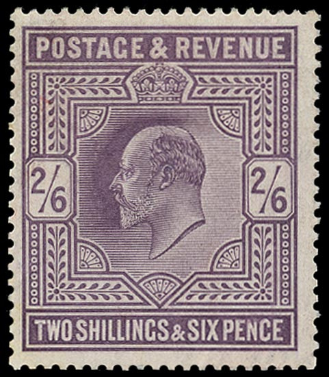 GB 1905  SG262 Mint unmounted o.g. example