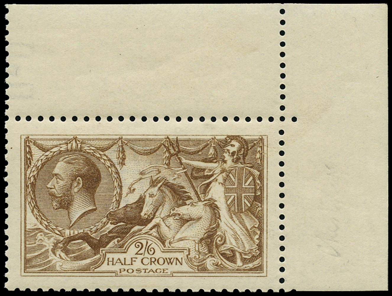 GB 1915  SG406 Mint - unmounted o.g. example