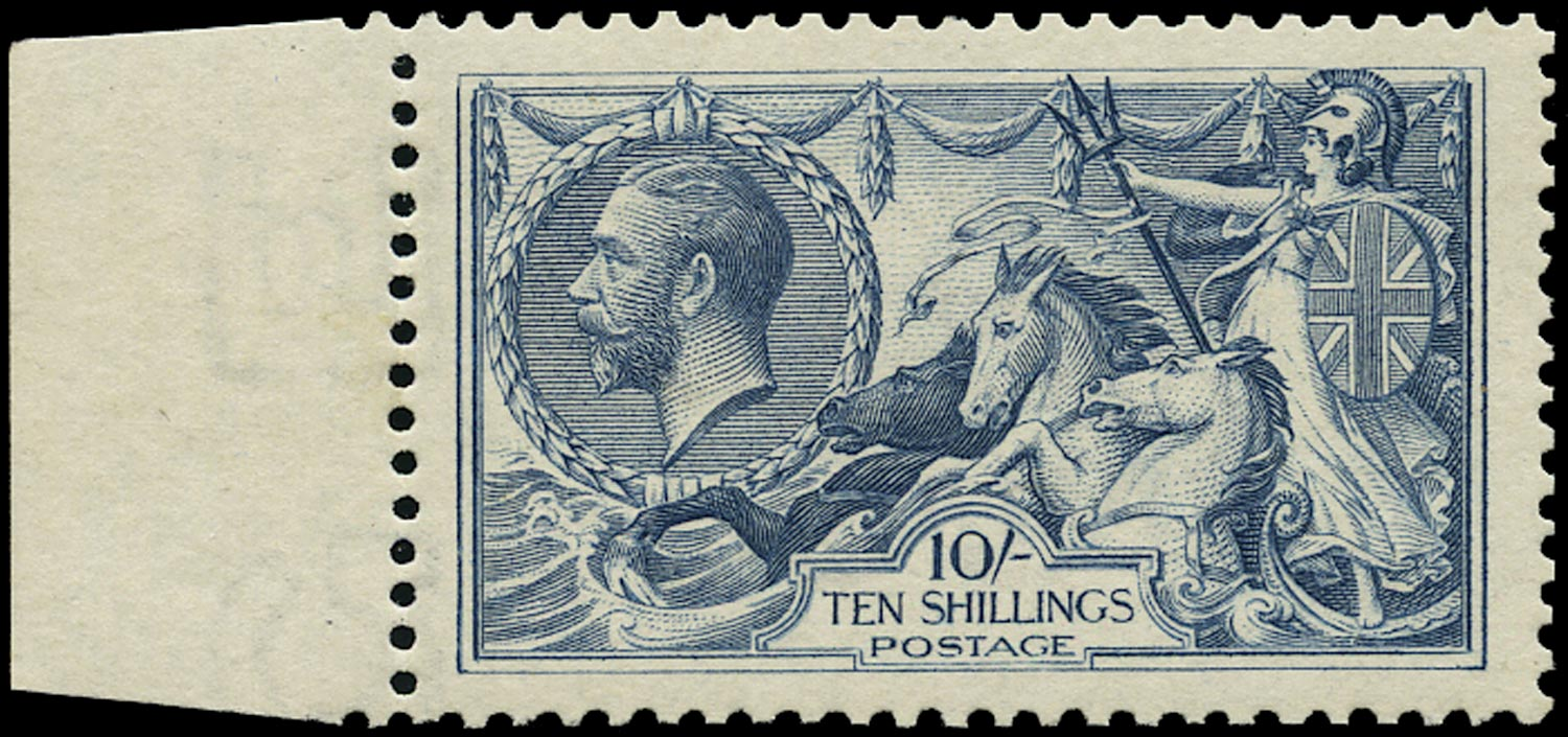 GB 1919  SG417 Mint - unmounted o.g. example