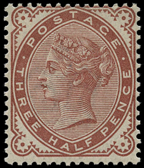 GB 1880  SG167 Mint - unmounted o.g. example
