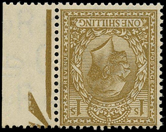 GB 1924  SG429wi Mint - unused o.g. example