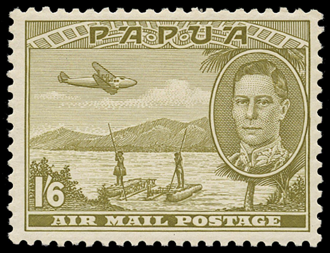 PAPUA 1941  SG168 Mint