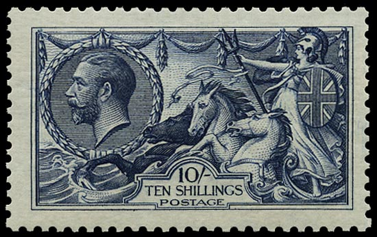 GB 1913  SG402 Mint - unmounted o.g. example
