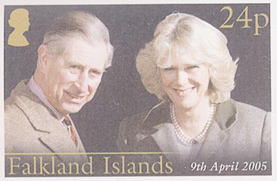 FALKLAND ISLANDS 2005  SG1012/13 unmounted