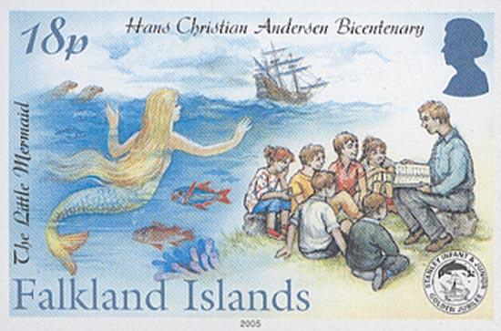 FALKLAND ISLANDS 2005  SG1030/3 unmounted