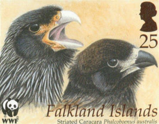 FALKLAND ISLANDS 2006  SG1062/5 unmounted