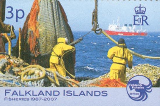 FALKLAND ISLANDS 2007  SG1066/71 unmounted