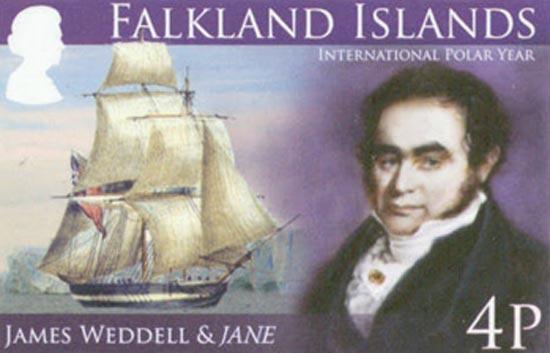 FALKLAND ISLANDS 2008  SG1088/91 unmounted