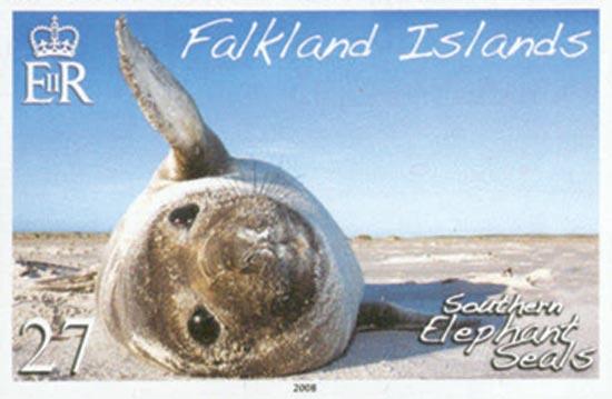FALKLAND ISLANDS 2008  SG1092/5 unmounted