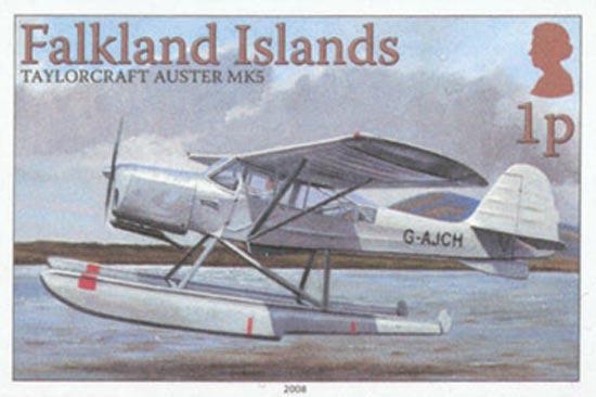 FALKLAND ISLANDS 2008  SG1096/107 unmounted