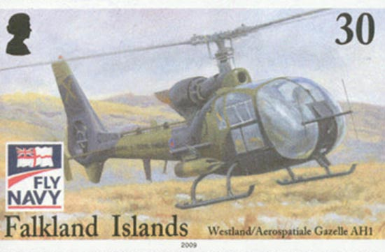 FALKLAND ISLANDS 2009  SG1131/4 unmounted