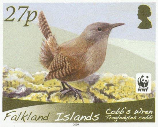 FALKLAND ISLANDS 2009  SG1144/7 unmounted