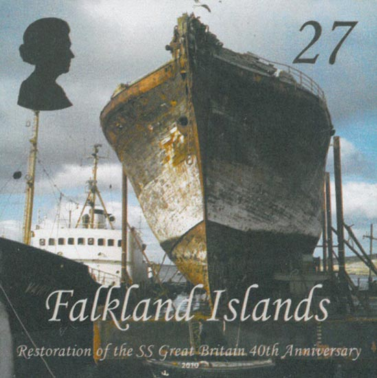 FALKLAND ISLANDS 2010  SG1157/60 unmounted