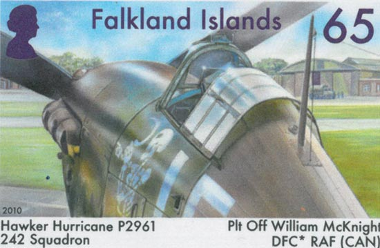 FALKLAND ISLANDS 2010  SG1161/8 unmounted