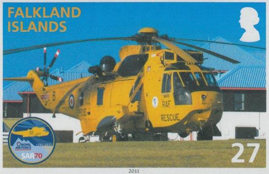 FALKLAND ISLANDS 2011  SG1185/8 unmounted