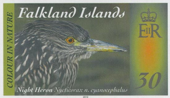 FALKLAND ISLANDS 2012  SG1243/6 unmounted