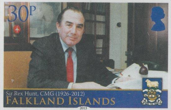 FALKLAND ISLANDS 2013  SG1260/3 unmounted