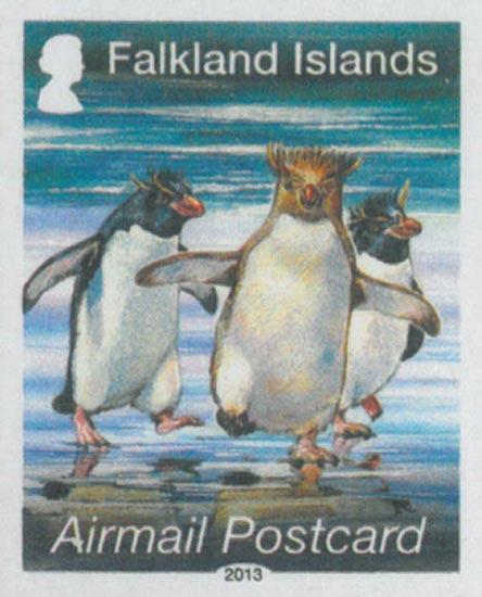 FALKLAND ISLANDS 2013  SG1277/82 unmounted