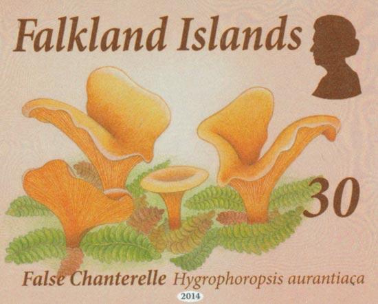 FALKLAND ISLANDS 2014  SG1288/91 unmounted