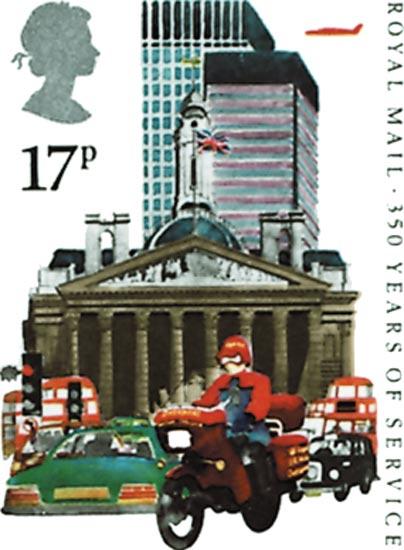 GB 1985  SG1290/3 unmounted mint