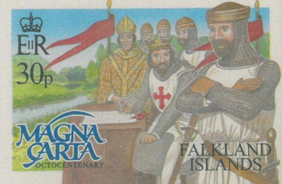 FALKLAND ISLANDS 2015  SG1316/19 unmounted