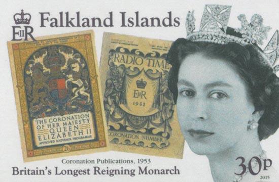 FALKLAND ISLANDS 2015  SG1324/7 unmounted