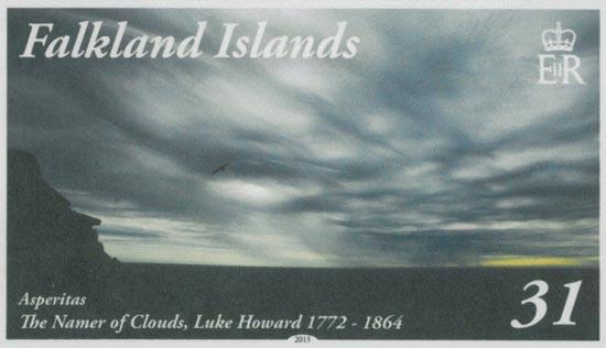 FALKLAND ISLANDS 2015  SG1334/7 unmounted