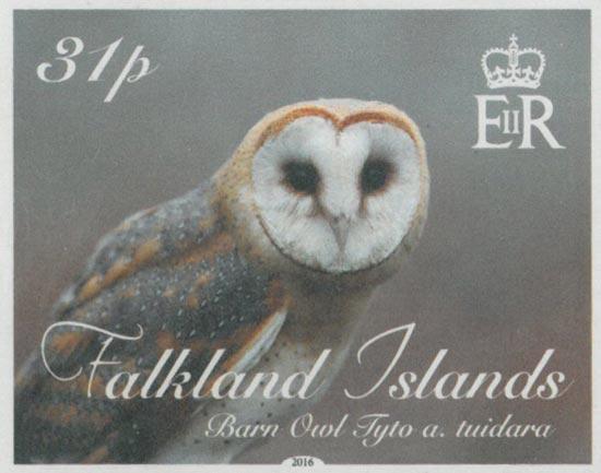FALKLAND ISLANDS 2016  SG1338/43 unmounted