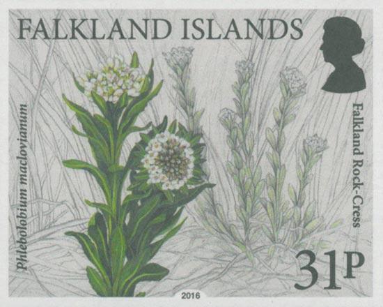 FALKLAND ISLANDS 2016  SG1353/8 unmounted