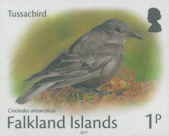 FALKLAND ISLANDS 2017  SG1368/79 unmounted