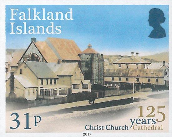 FALKLAND ISLANDS 2017  SG1389/92 unmounted