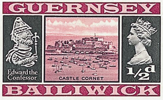 Guernsey 1969  SG13a unmounted mint