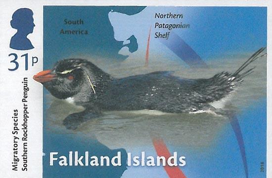 FALKLAND ISLANDS 2018  SG1410/13 unmounted