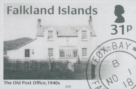 FALKLAND ISLANDS 2018  SG1414/17 unmounted