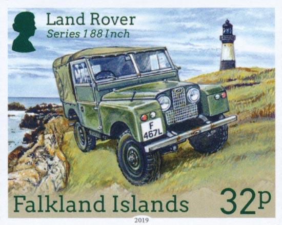 FALKLAND ISLANDS 2020  SGSG1442/5 unmounted mint