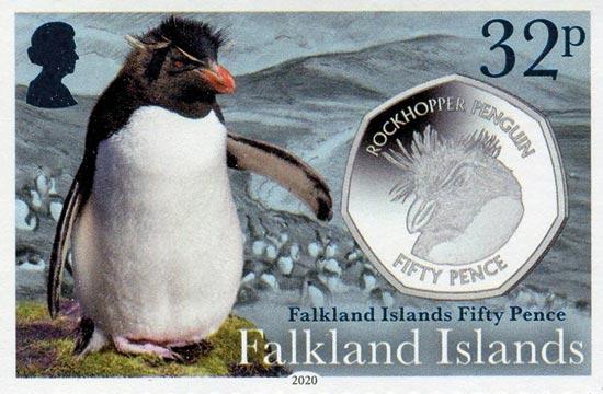FALKLAND ISLANDS 2020  SG1450/4 unmounted