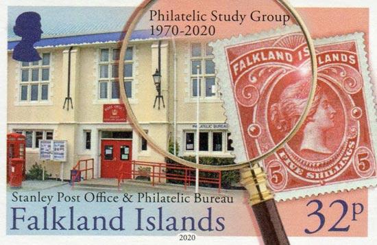 FALKLAND ISLANDS 2020  SG1455/8 unmounted