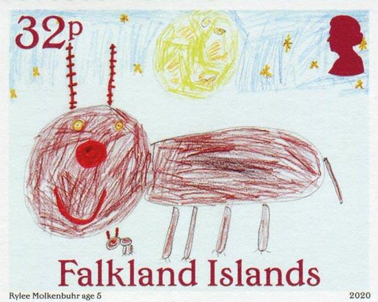 FALKLAND ISLANDS 2020  SG1469/72 unmounted