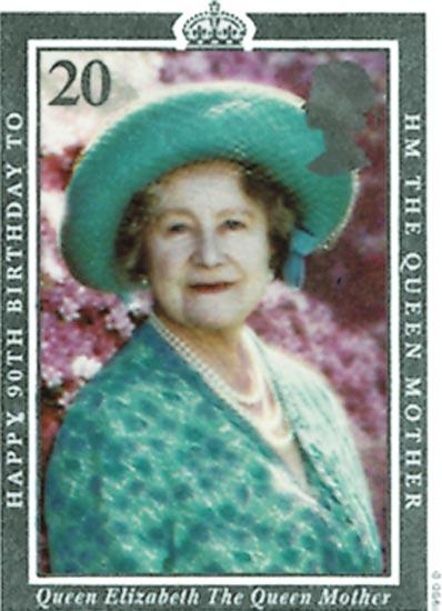 GB 1990  SG1507/10 unmounted mint