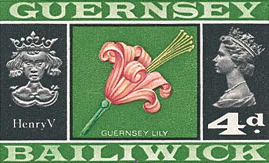 Guernsey 1969  SG18 unmounted mint