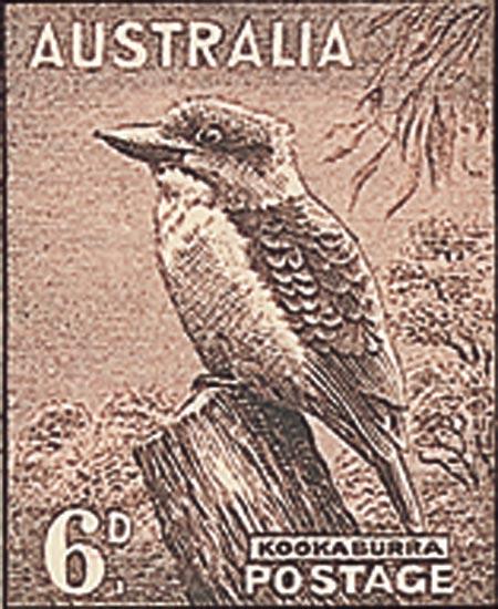 AUSTRALIA 1944  SG190a unmounted