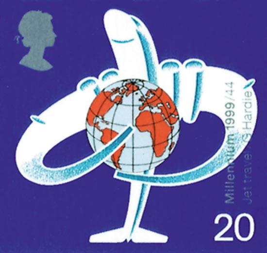 GB 1999  SG2073/6 unmounted mint