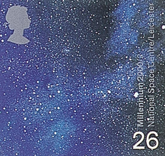 GB 2000  SG2126a unmounted mint