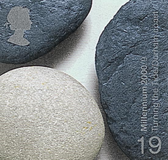 GB 2000  SG2134/7 unmounted mint