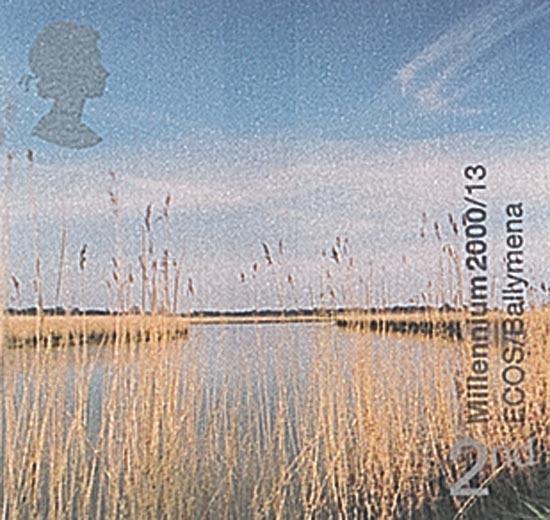 GB 2000  SG2138/41 unmounted mint