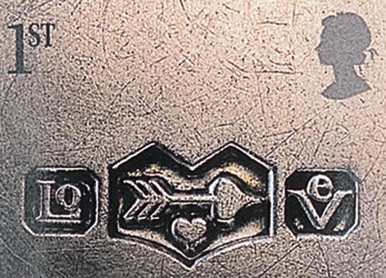GB 2001  SG2182/6 unmounted mint