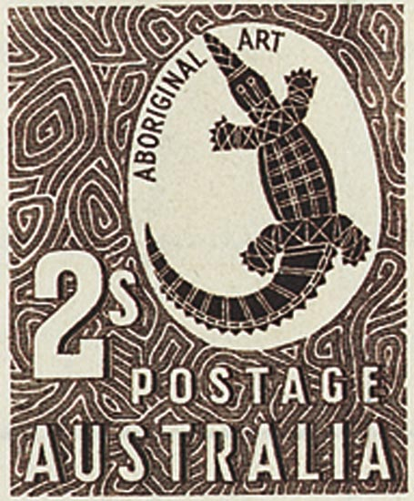 AUSTRALIA 1956  SG224f unmounted