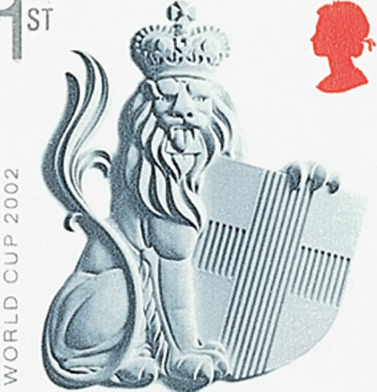 GB 2002  SG2291 unmounted mint
