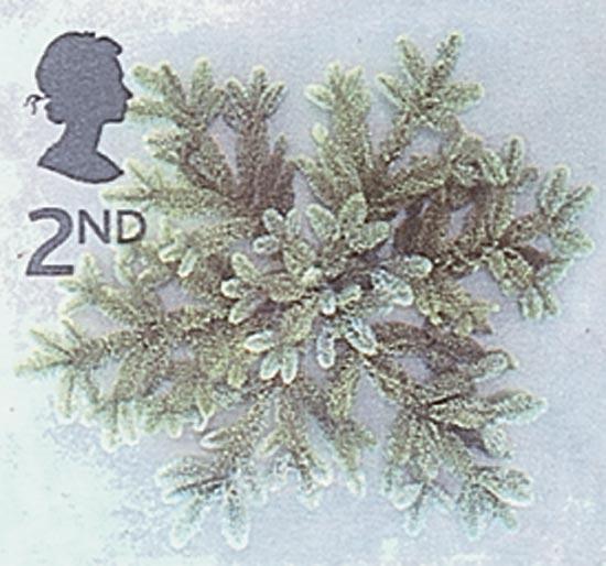GB 2002  SG2321/25 unmounted mint